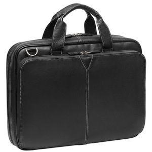 Johnston & Murphy Men's LAPTOP BRIEFCASE bag